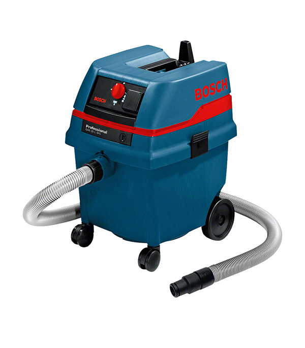 ПылесоспромышленныйBoschGAS25 1200 Вт 25 л насадка для кухонного комбайна bosch muz8cc2