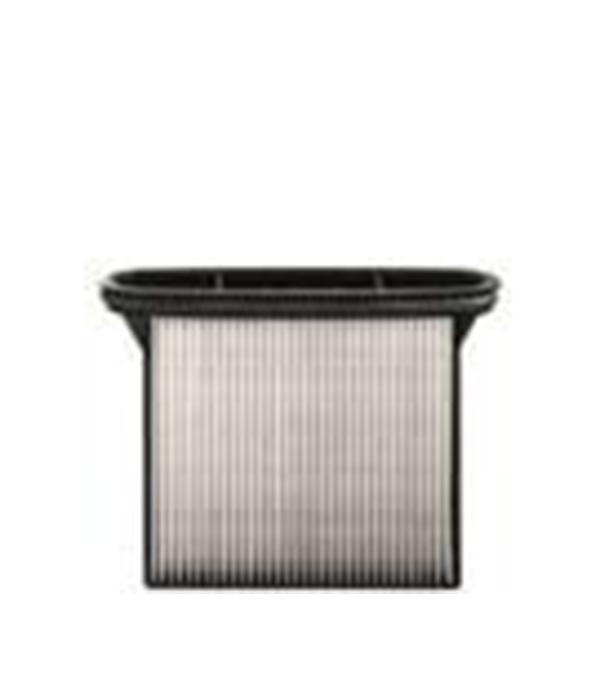 Фильтр для пылесоса Bosch GAS 25 для мокрой пыли фильтр микро для пылесоса dexter dxfm01