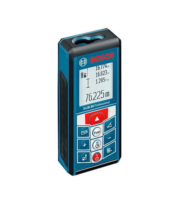 Дальномер лазерный  80 м, GLM 80 Bosch
