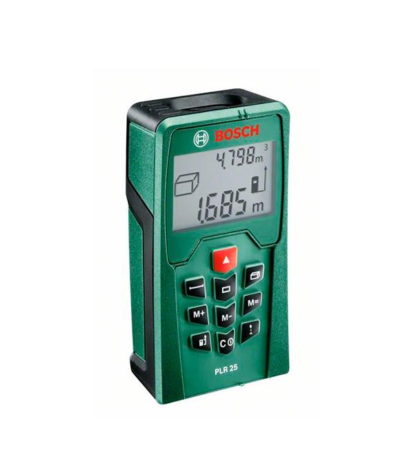 Дальномер лазерный  25 м, PLR 25 Bosch