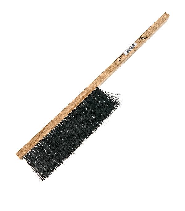 Щетка-сметка 450 мм с деревянной ручкой грабли с деревянной ручкой 1500 мм truper r 16m 17880