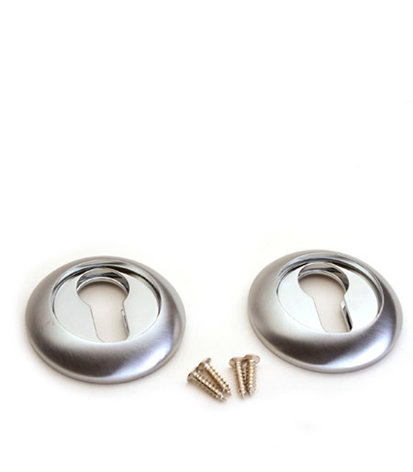 Накладка цилиндровая Apecs Premier DP-C-05-S хром декоративная накладка apecs dp s 10 cr 00017185