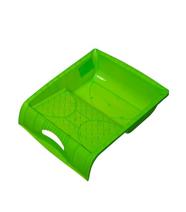Ванночка для краски Wenzo 330х390 мм для валиков до 250 мм ванночка малярная зубр стандарт для валиков до 270 мм 330х350мм