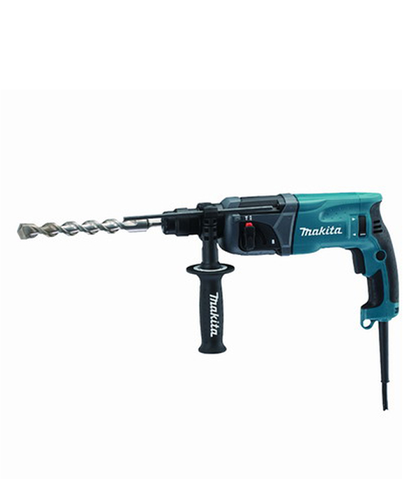 Перфоратор Makita HR2460 780 Вт 2.7 Дж SDS-plus перфоратор makita hr2800 sds plus