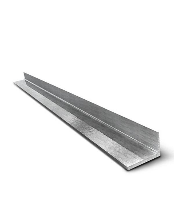 Угол алюминиевый 40x40x2x 2000 мм  Анод