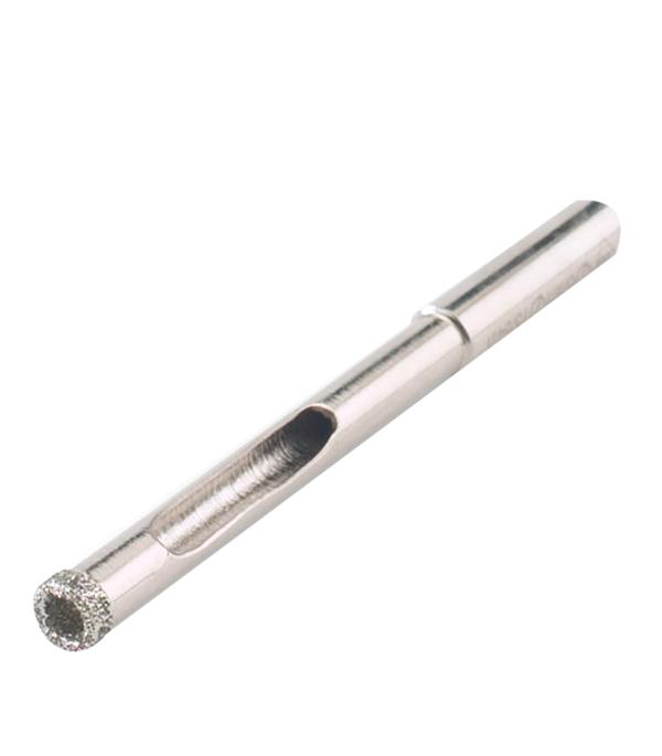 Коронка по керамике Rubi алмазная 8.0 мм маркер для отверстий rubi 70940