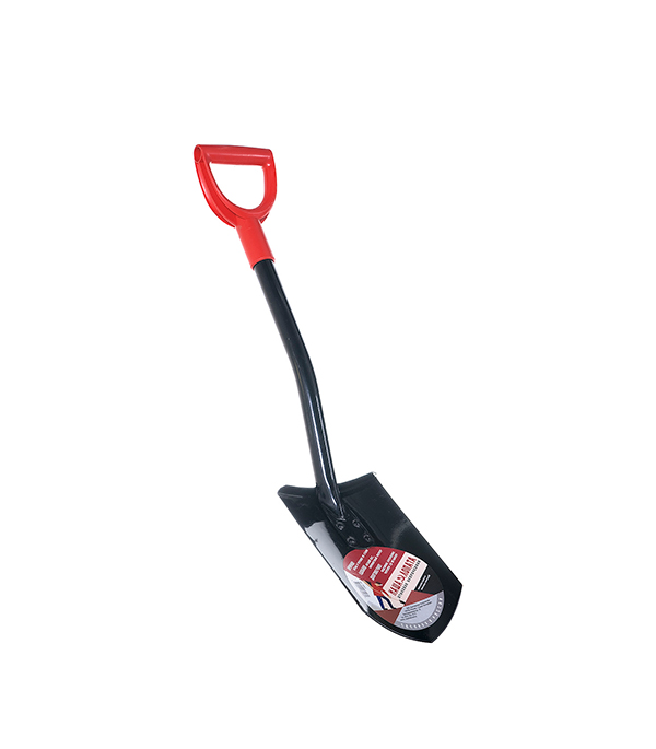 Лопата  штыковая укороченная Наша лопата