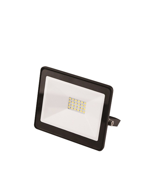 Прожектор светодиодный 20Вт, IP65 (плоский корпус) led прожектор эра ip65 20w 230v холодный свет