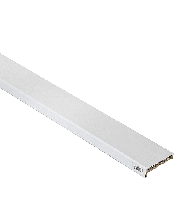 Подоконник пластиковый Стандарт 150х2000 мм белый