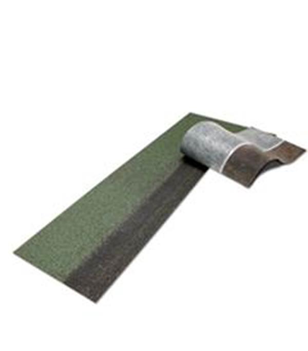 Черепица битумная коньково-карнизная ШИНГЛАС цвет зеленый/нефрит 5 кв.м. кабошон нефрит зеленый 12 16 мм