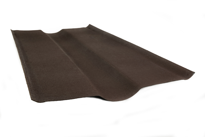 Ендова для ондулина коричневая 1 м