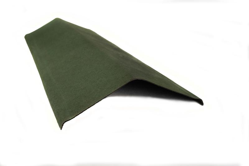 Щипец для ондулина зеленый 1,1 м