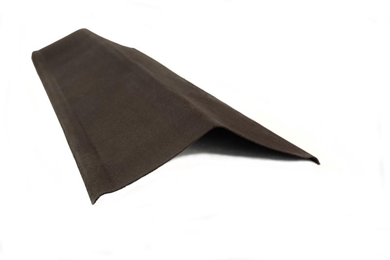 Щипец для ондулина коричневый 1,1 м