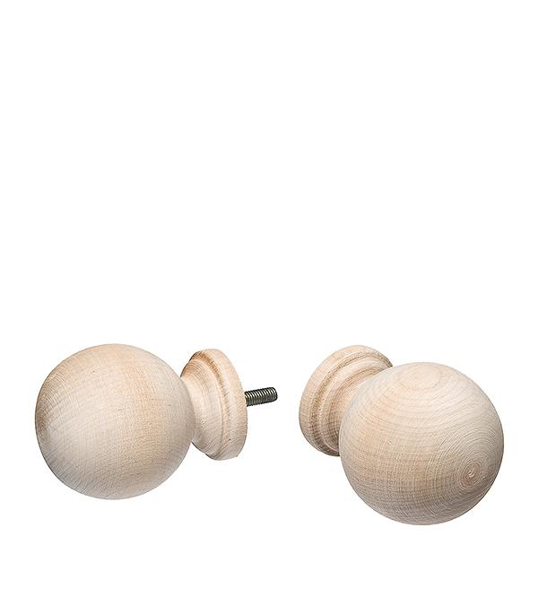 Ручка-кнопка банная, шар