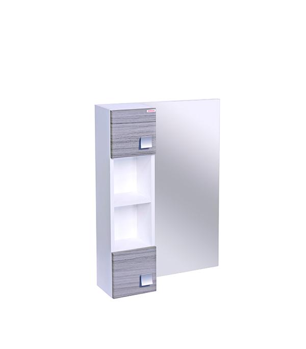 Шкаф зеркальный Латте 600 мм