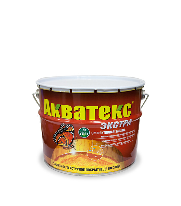 Антисептик Акватекс Экстра калужница Рогнеда 10 л