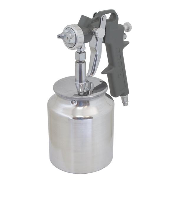 Краскораспылитель пневматический (краскопульт) 0,75 л, 120-200 л/мин КРП-1,5/0,75НБ Калибр