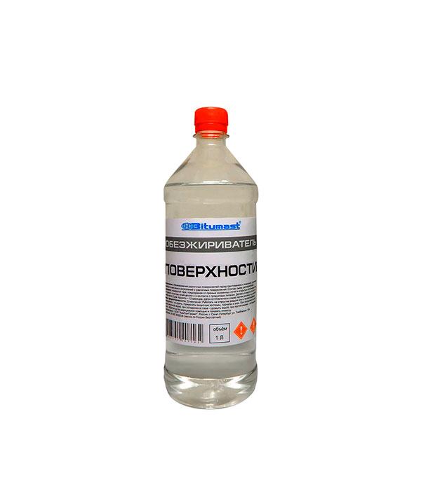 Обезжириватель Bitumast 0.8 кг/1 л гидроизоляция акриловая bitumast 7 кг