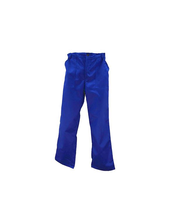 Брюки Бригадир светло-синие размер 48-50 (96-100) рост 170-176