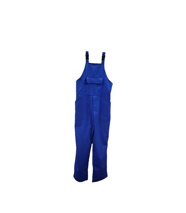 Полукомбинезон Бригадир светло-синий размер 48-50 (96-100) рост 170-176