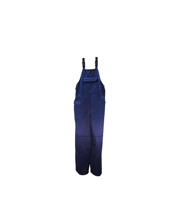 """Полукомбинезон темно-синий """"Мастер"""", размер 52-54 (104-108), рост 182-188"""