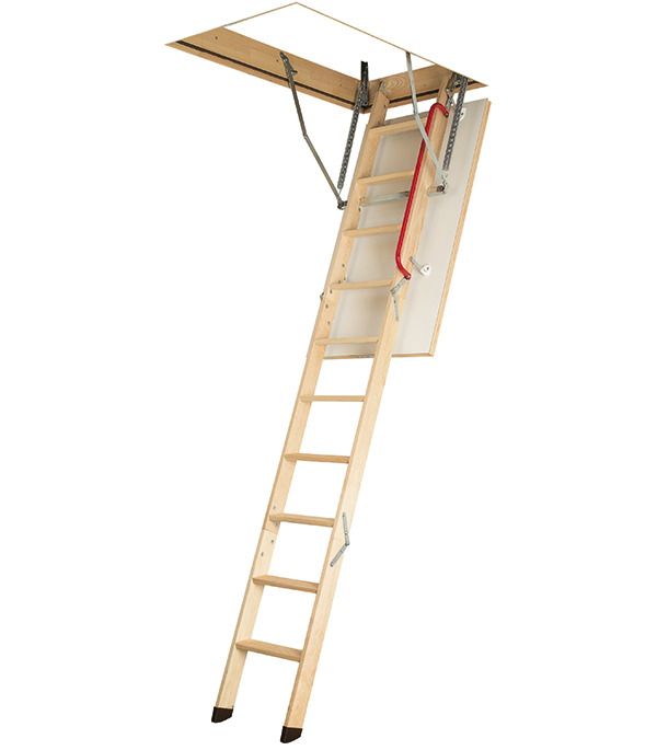 Лестница чердачная 70х120х280 см Komfort Fakro Профи