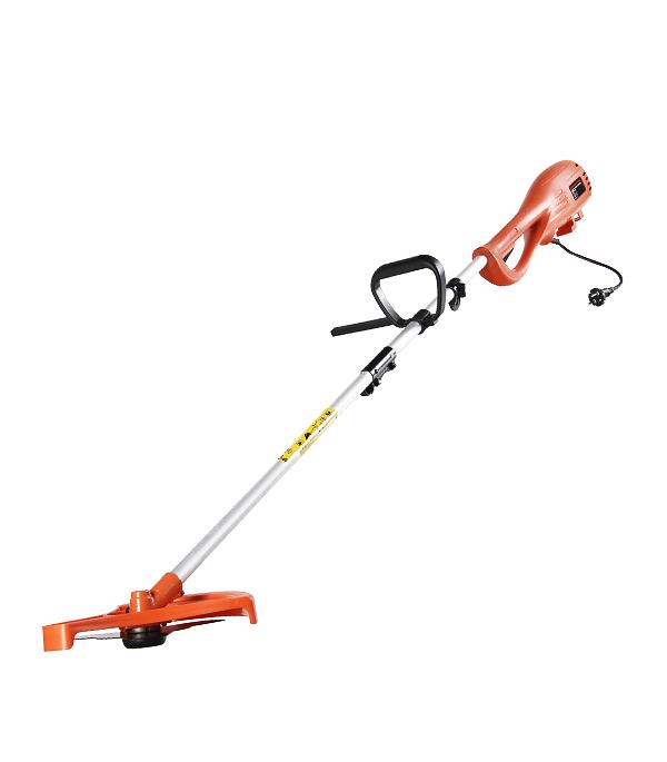 Триммер электрический ETR1100A, 1200 Вт, нож/леска, Hammer Flex