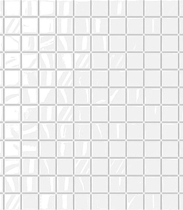 Мозаика 298х298х3,5 мм Темари белый (12 шт = 1,066 кв.м)
