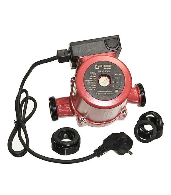 Насос циркуляционный для систем отопления Belamos BRS25/8G
