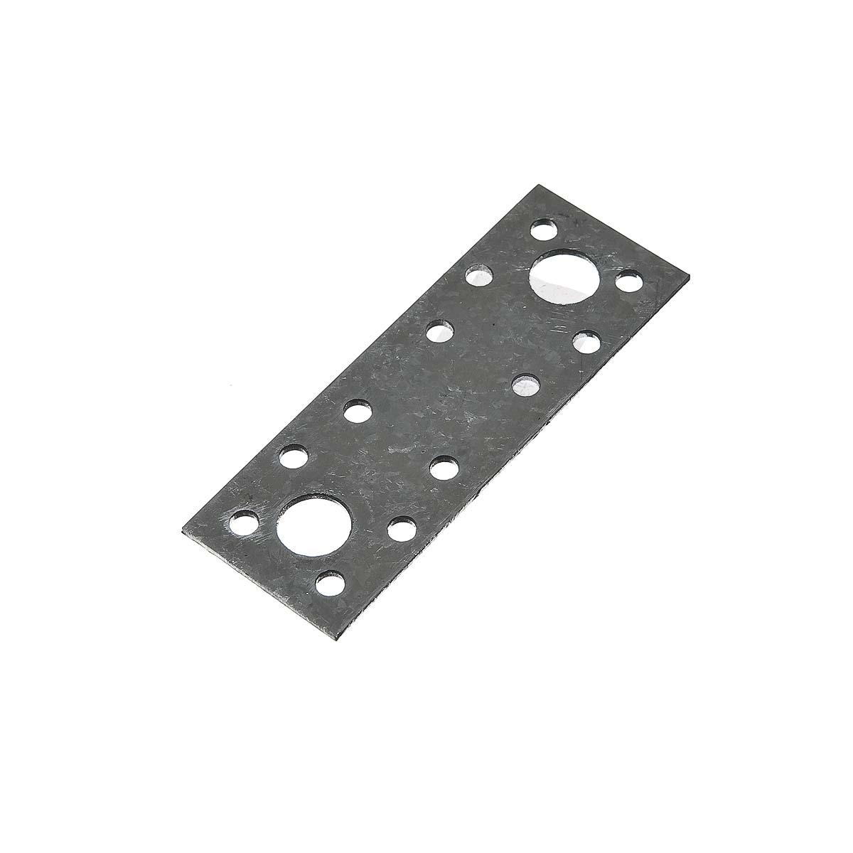 Пластина крепежная оцинкованная 100 х 35 х 2 мм