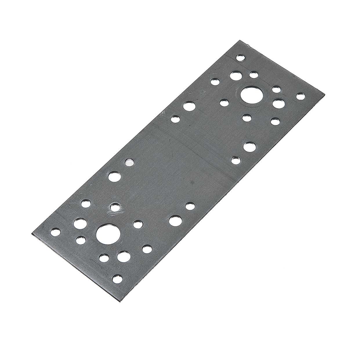 Пластина крепежная оцинкованная 180х65х2 мм