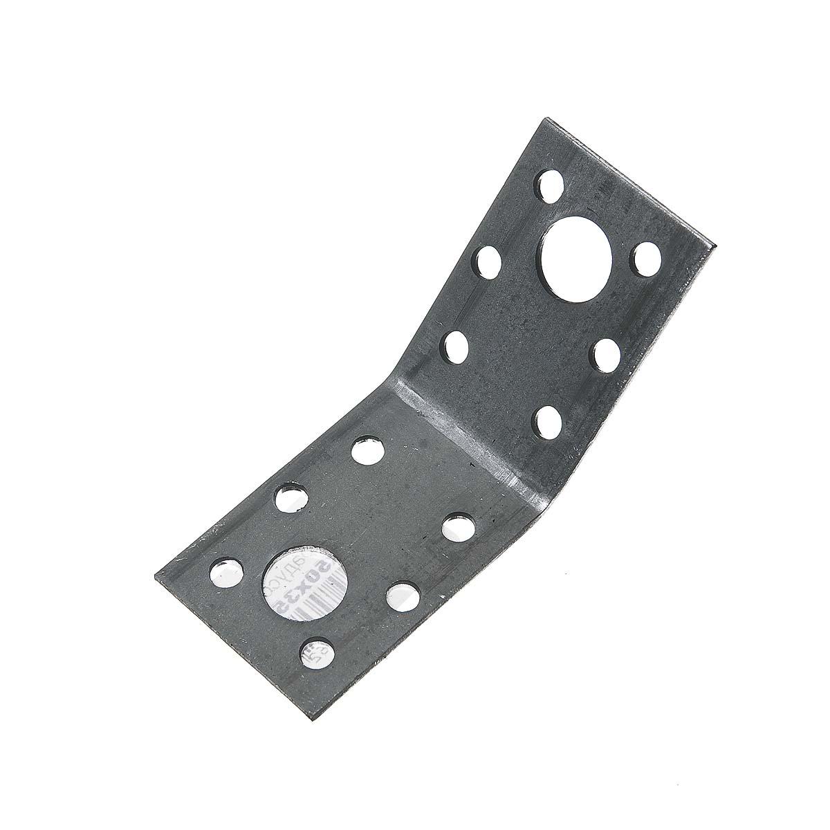 Уголок для стропильных соединений оцинкованный  50х50х35х2 мм 135°