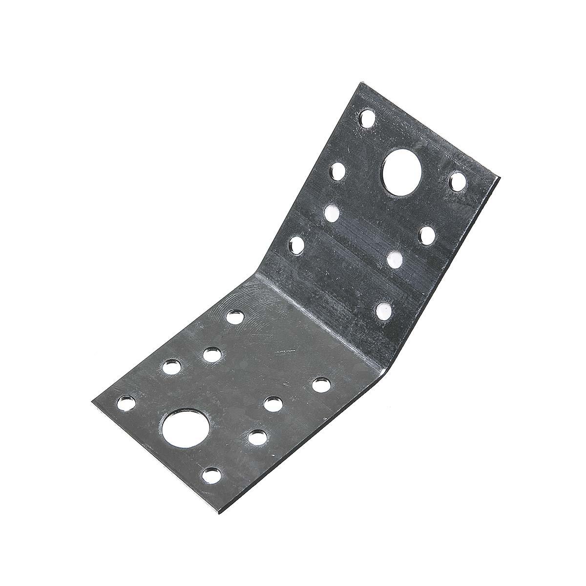 Уголок для стропильных соединений оцинкованный  70х70х55х2 мм 135°