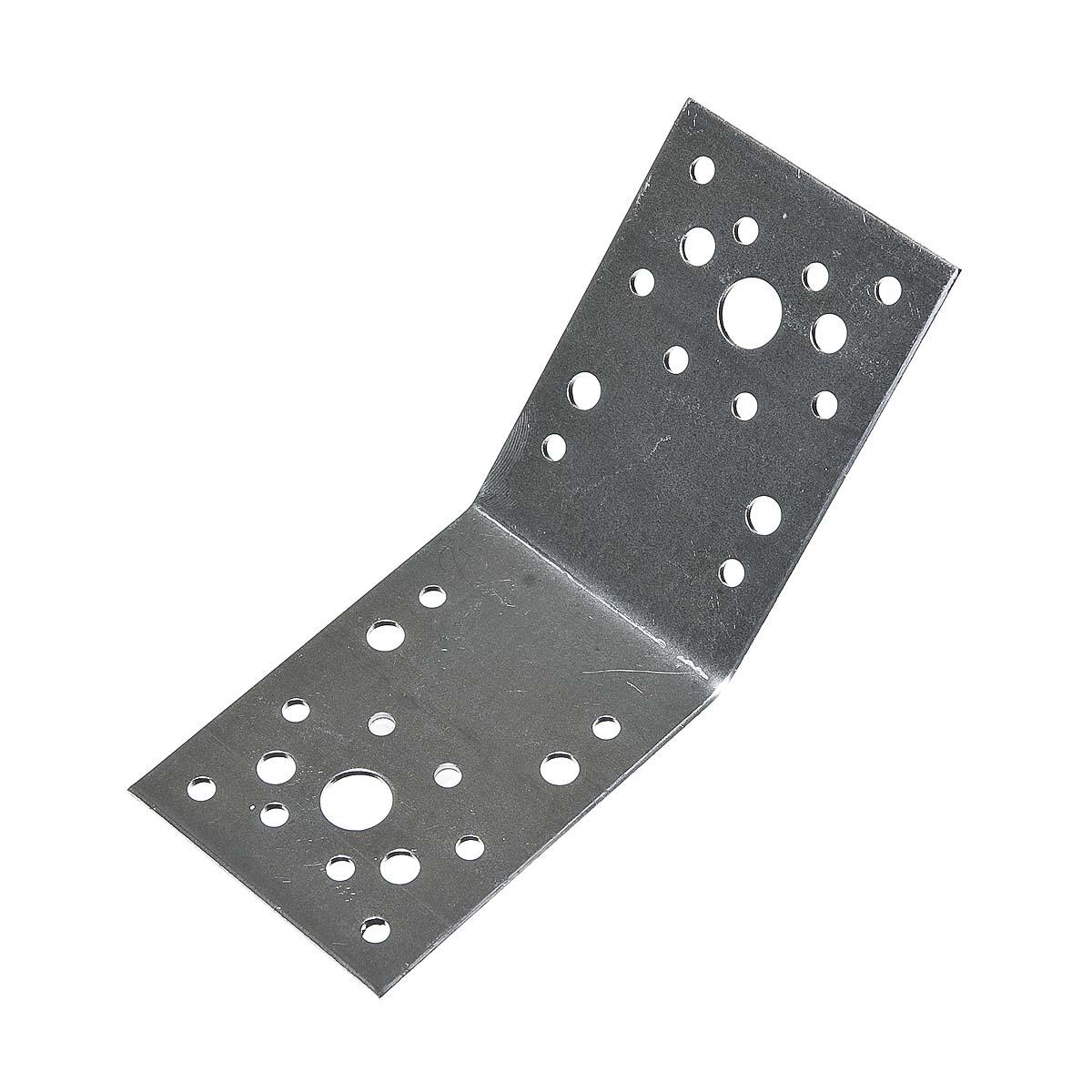 Уголок для стропильных соединений оцинкованный  90х90х65х2 мм 135°