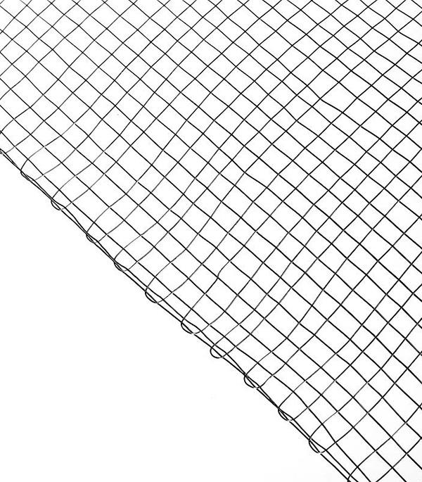 Сетка штукатурная ячейка 10х10 мм (оцинк.) d0,7-0,8 мм, рулон 30 м