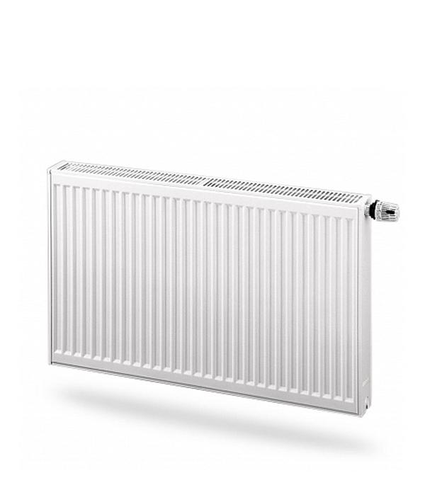 Радиаторстальнойтип22500х1000мм(нижнееподключение)PurmoVentil Compact радиатор стальной purmo compact тип 22 500х800 мм