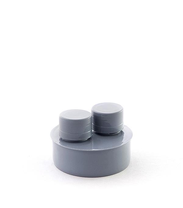 Клапан вакуумный канализационный 110 мм, РТП клапан обратный канализационный наружный 110 мм