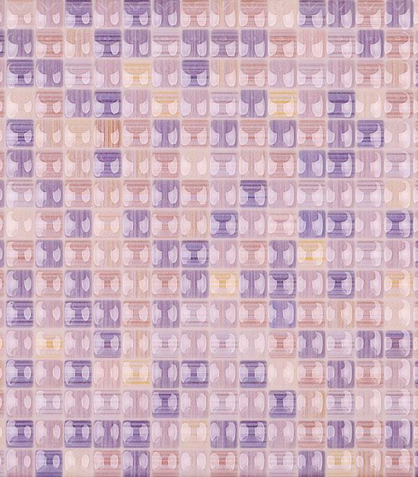 Плитка облицовочная 400х275х7,5 мм Гламур 7С белый (15 шт = 1,65 кв.м)