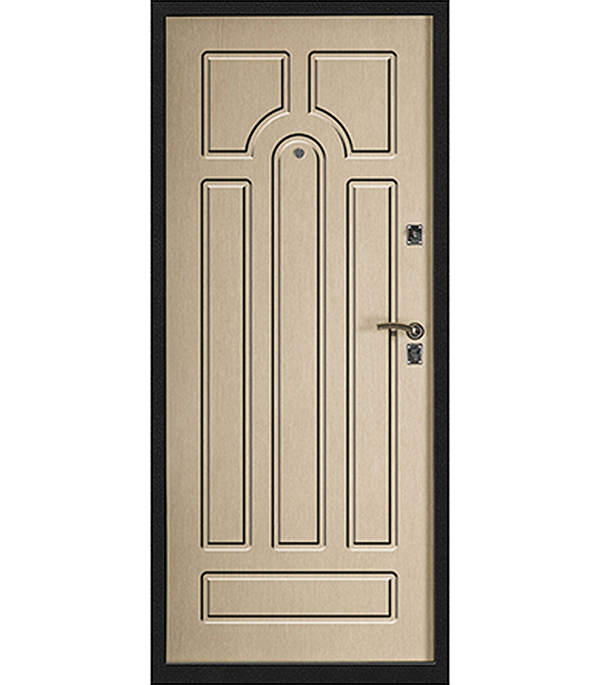 Дверь металлическая BMD Легенда 880х2052 мм левая