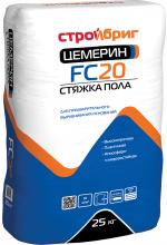Стройбриг FC20 Цемерин  (ровнитель для пола), 25 кг