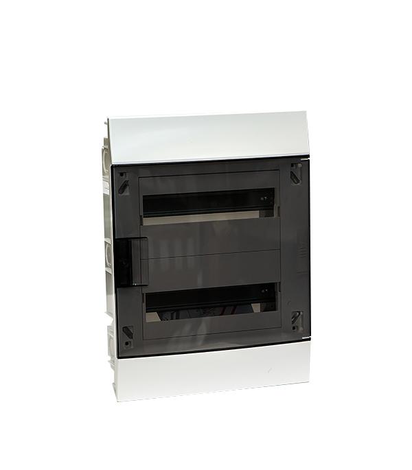 цены Щиток встраиваемый ABB Mistral для 24 модулей пластиковый 435х320х107 мм IP41
