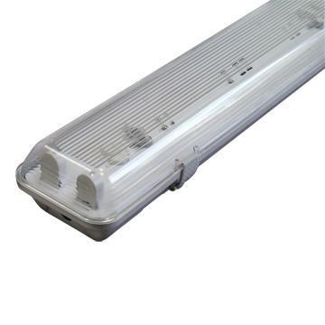 Светильник ЛПП, ЭПРА, без ламп (2х36Вт,T8), IP66 (пылевлагозащищенный), Technoluх, TLWP
