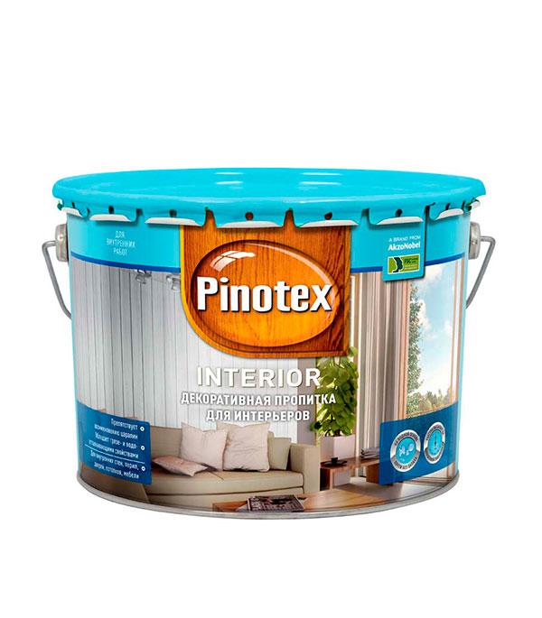 Пинотекс Interior декоративное средство 10 л
