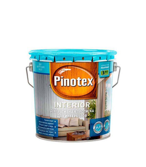 Пинотекс Interior декоративное средство 2,7 л