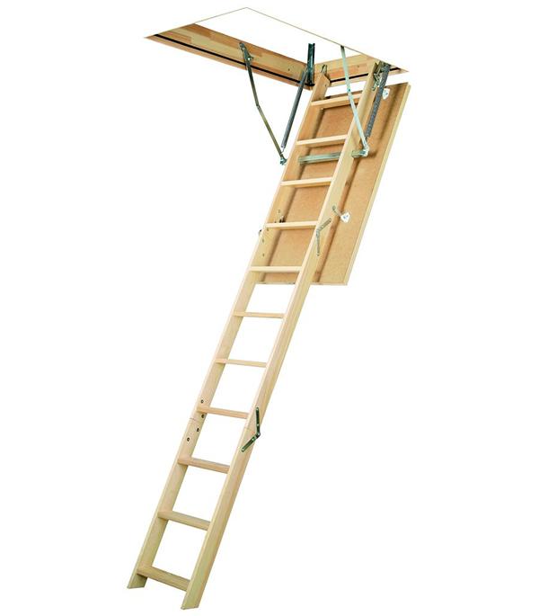 Лестница чердачная 70х120х280 см Smart Fakro Стандарт
