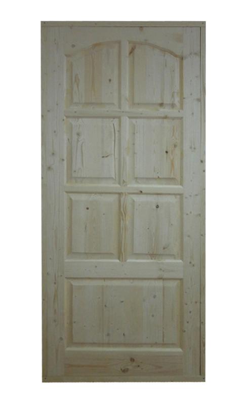 Дверной блок массив ДФГ 21-10 970х2070 мм (3Д ДОЗ)