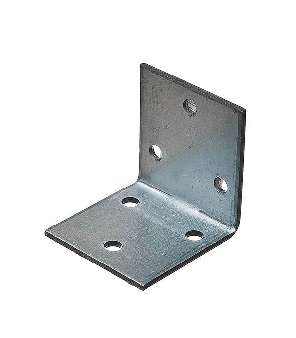 Уголок соединительный оцинкованный 40х40х40х1,8 мм