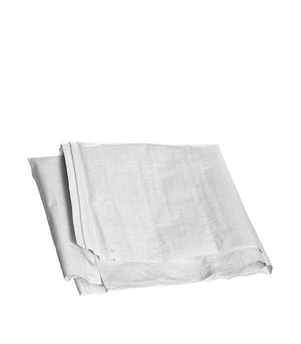 Мешок п.п. белый 55х105 см