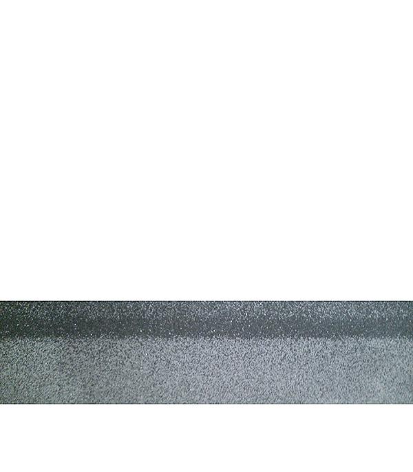 Черепица битумная коньково-карнизная ШИНГЛАС, микс серый