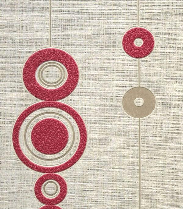 Обои  цветные виниловые на бумажной основе 0,53х10 м Erismann Sunflower арт. 1388-4